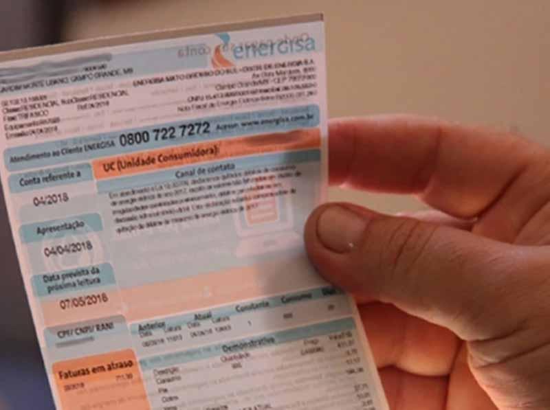 Com fim do prazo de isenção, consumidores de baixa renda voltarão a pagar conta de luz