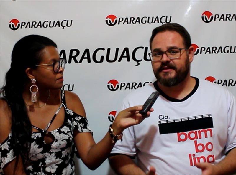Cia Bambolina apresenta 'O Pretendente' no dia 15 de fevereiro em Paraguaçu