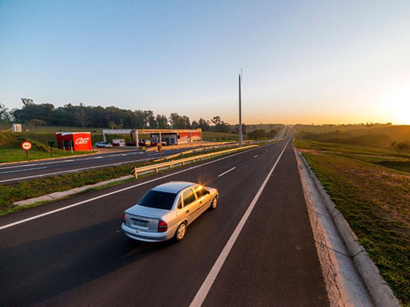 Pandemia reflete na diminuição de acidentes em rodovias da região