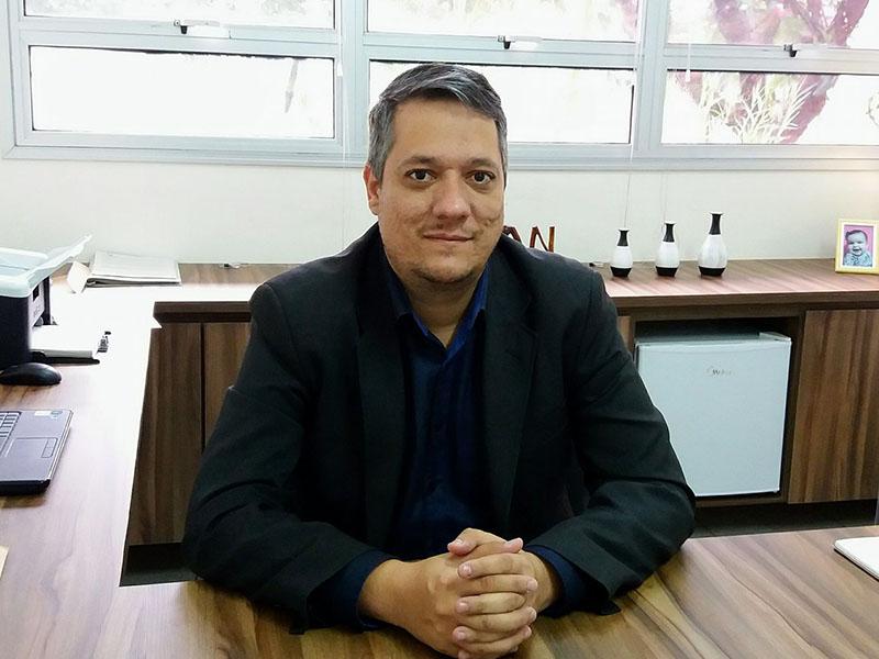 Ian Salomão, pré-candidato a prefeito pelo Avante, é o entrevistado de hoje