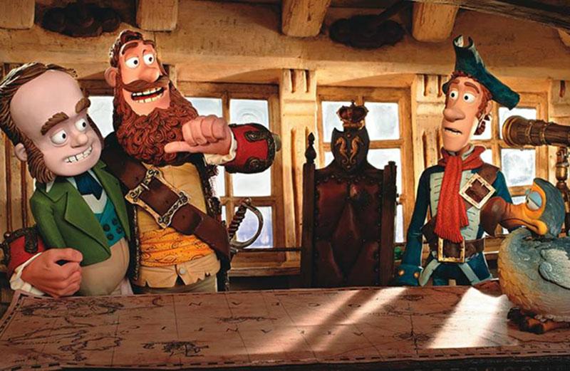Filme Piratas Pirados será exibido hoje em Paraguaçu