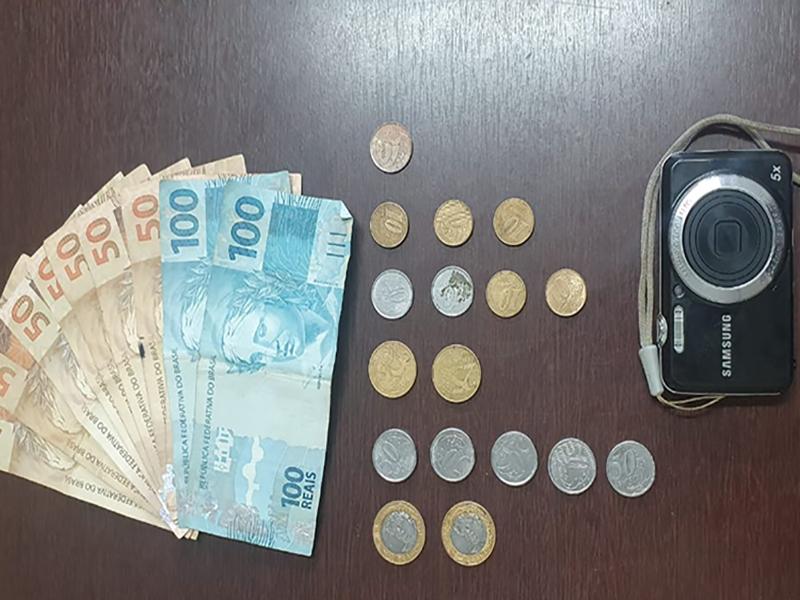 Homem de 39 anos é preso após roubar e ameaçar a própria vizinha em Paraguaçu Paulista