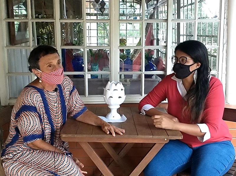 SEMANA DA MULHER - Médica Infectologista Dra. Sônia Coppio é a entrevistada