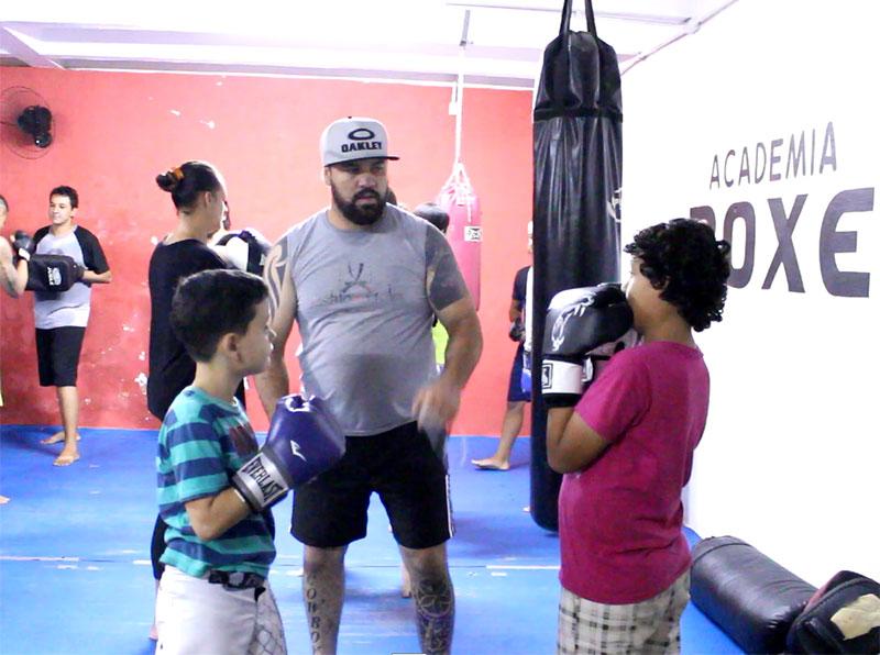 Projeto Social oferece treinos gratuitos de Artes Marciais em Paraguaçu