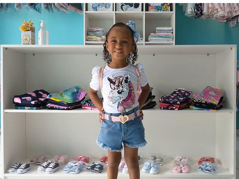 Juju Kids tem o melhor em moda infantil masculina e feminina em Paraguaçu