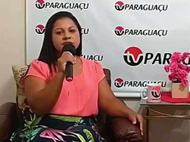 Pastora Graciane de Madureira fala da expectativa para os próximos anos na Câmara Municipal