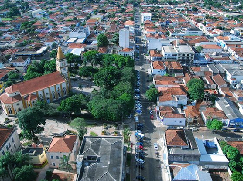 Paraguaçu Paulista São Paulo fonte: www.tvparaguacu.com.br