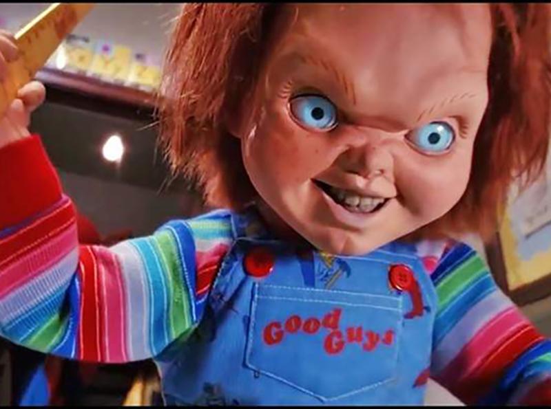 Ele está de volta, mais assustador do que nunca - novo filme de Chucky chega às telonas