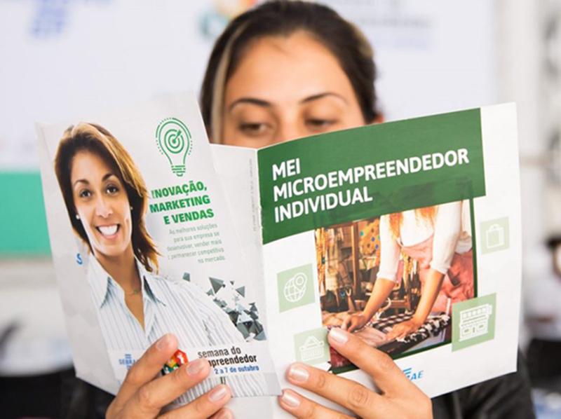 PAT recebe inscrições para curso destinado a microempreendedores individuais