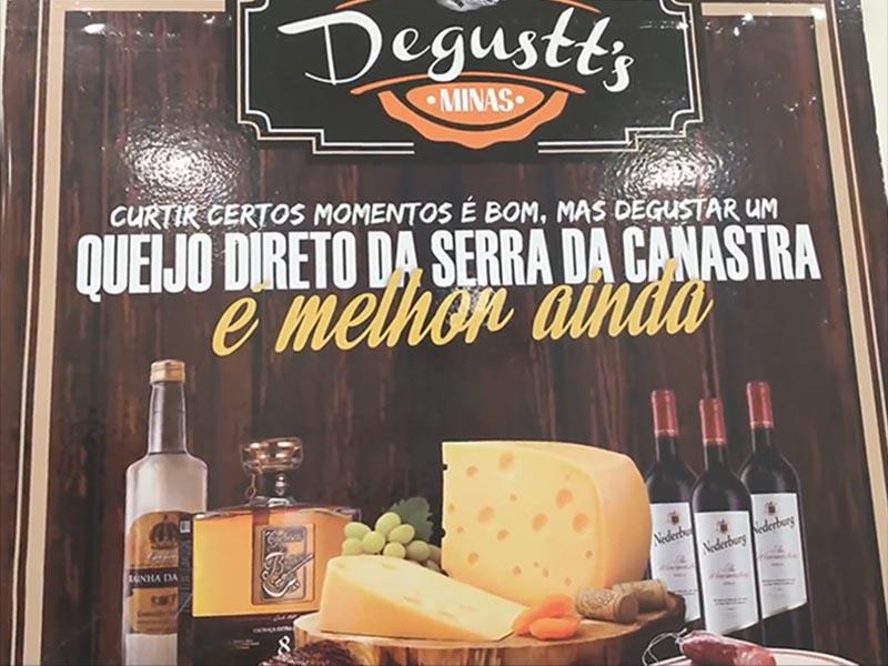 Você já foi conhecer a Empório Degustt's Minas?