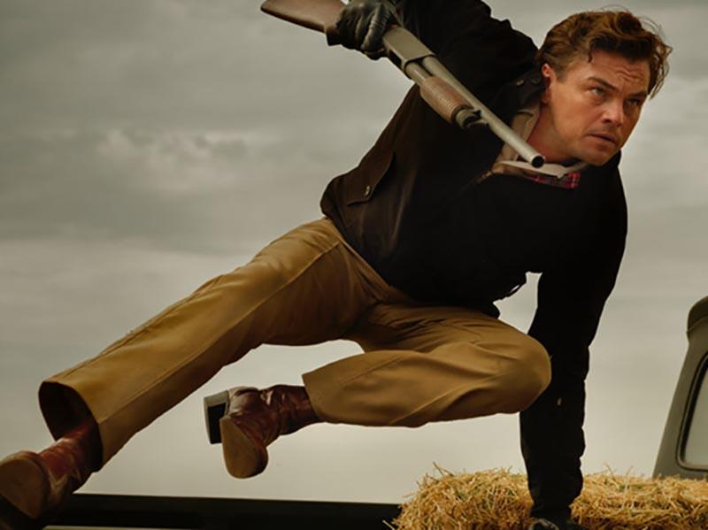 Que tal ver Leonardo Di Caprio em Era Uma Vez Em Hollywood?