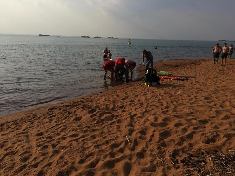 Adolescente de Assis morre afogado no Rio Paraná em Presidente Epitácio