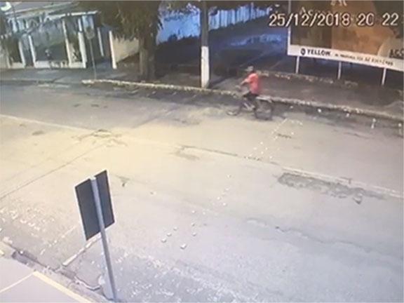 Homem de bicicleta ataca mulheres em Paraguaçu Paulista
