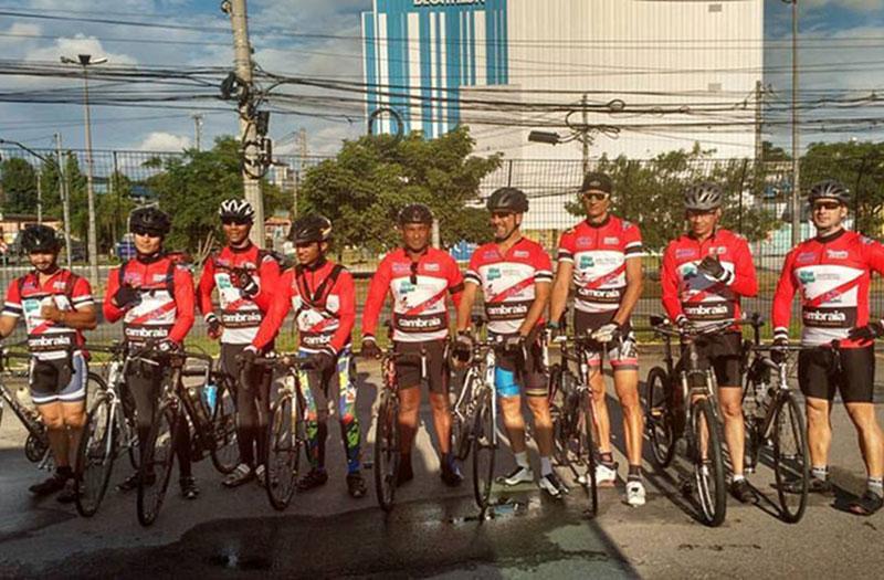 Ciclistas cumprem desafio e percorrem mais de 400 km de bike de SP a Paraguaçu