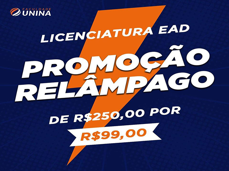 Quer uma oportunidade incrível para iniciar sua graduação EAD em Paraguaçu Paulista?
