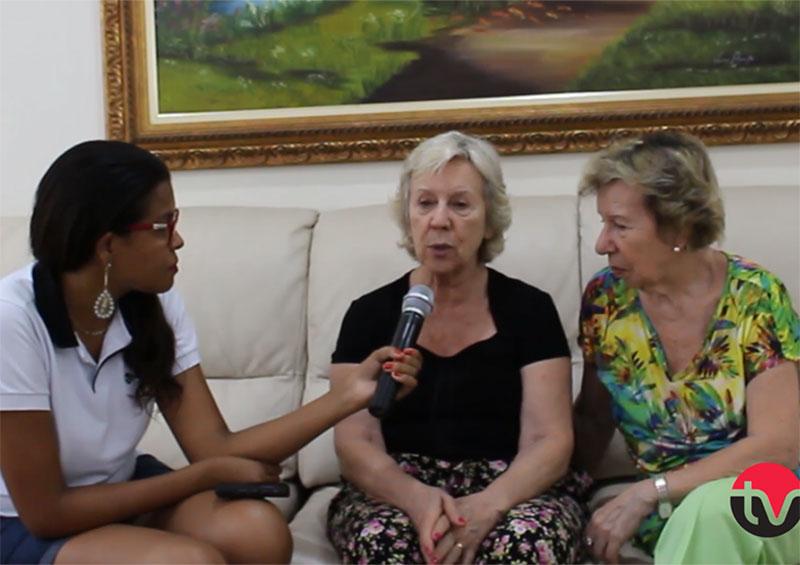 Comemorando 70 anos de carreira, As Galvão voltam a Paraguaçu