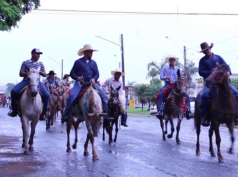 3ª Cavalgada da Independência acontece neste domingo, dia 15, em Paraguaçu