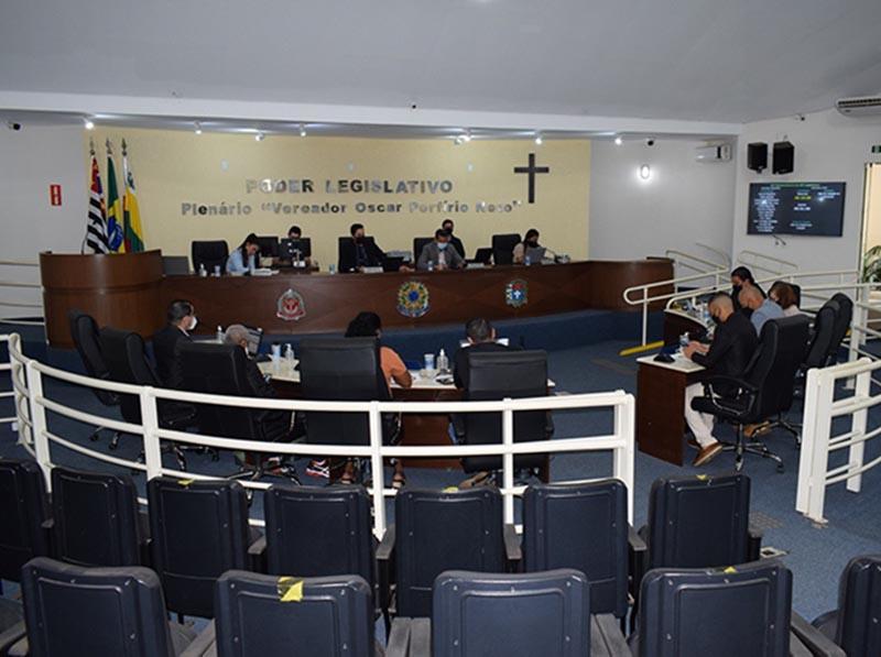 Câmara aprova projeto do Prefeito Antian para abertura de crédito