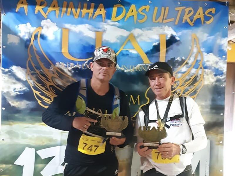 Paraguaçuenses vencem desafio e correm 135 km em Ultramaratona
