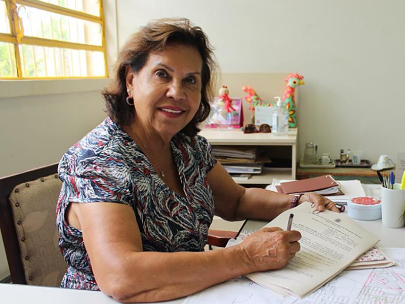 Almira Garms, pré-candidata a prefeita pelo PSDB, é a entrevistada de hoje