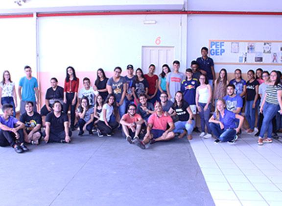 Programa Escola da Família do GEP inicia curso Pré-Vestibular 2019