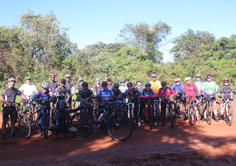 Aliando esporte e diversão, ciclismo tem cada vez mais adeptos em Paraguaçu