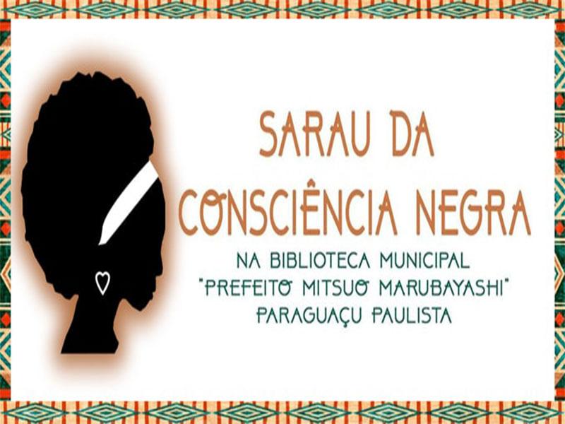 Sarau da Consciência Negra é a dica cultural desta semana