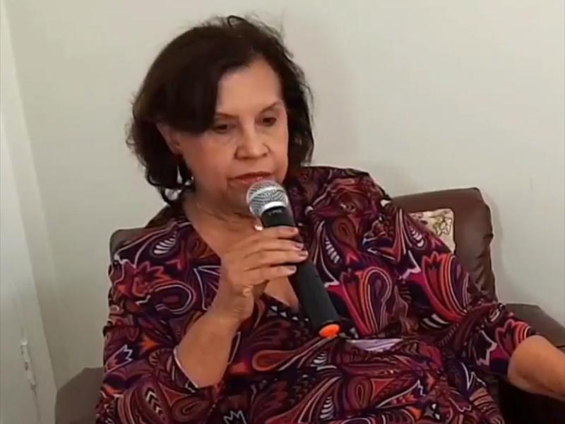 Entrevista com a Pré-candidata a Prefeita Almira Garms