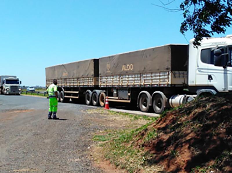 Operação Balança é mantida em rodovia de Assis