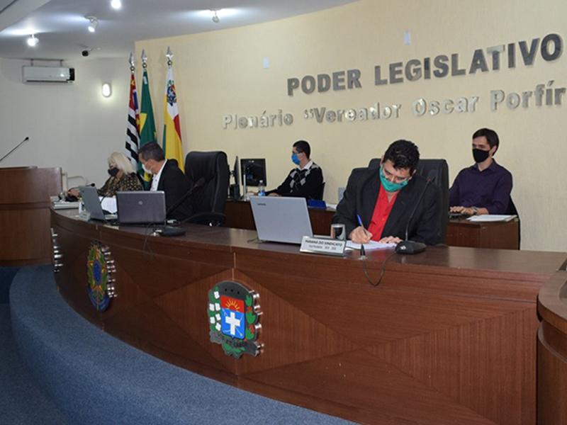 Vereadores reúnem-se na próxima segunda-feira com participação parcial do público