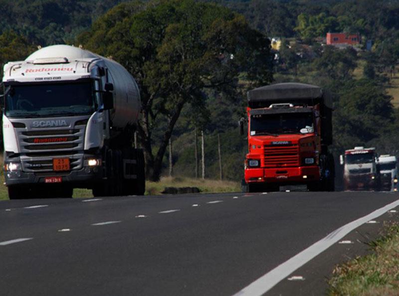 Eixo SP define localização de áreas de descanso para caminhoneiros