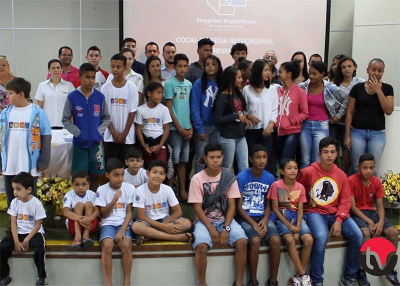Projeto Jovens de Ouro é lançado em Paraguaçu