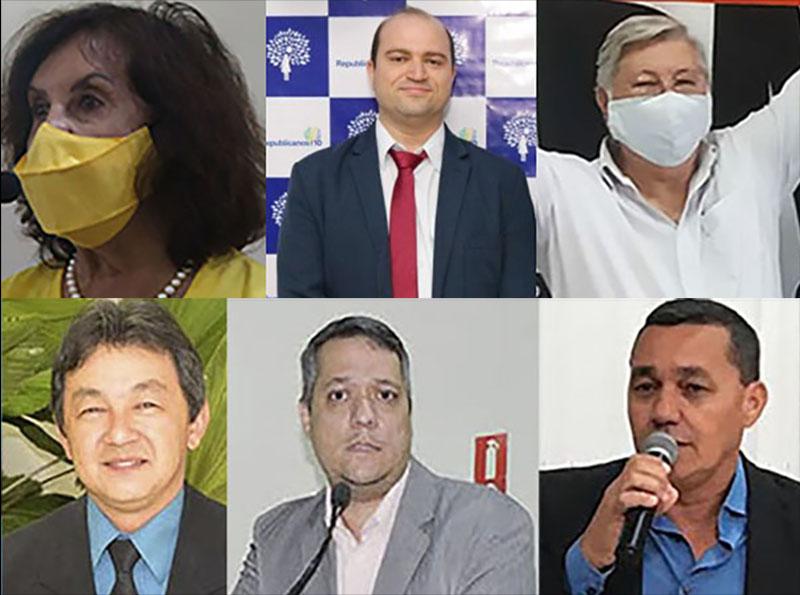 Convenções definem seis candidatos a prefeito em Paraguaçu Paulista