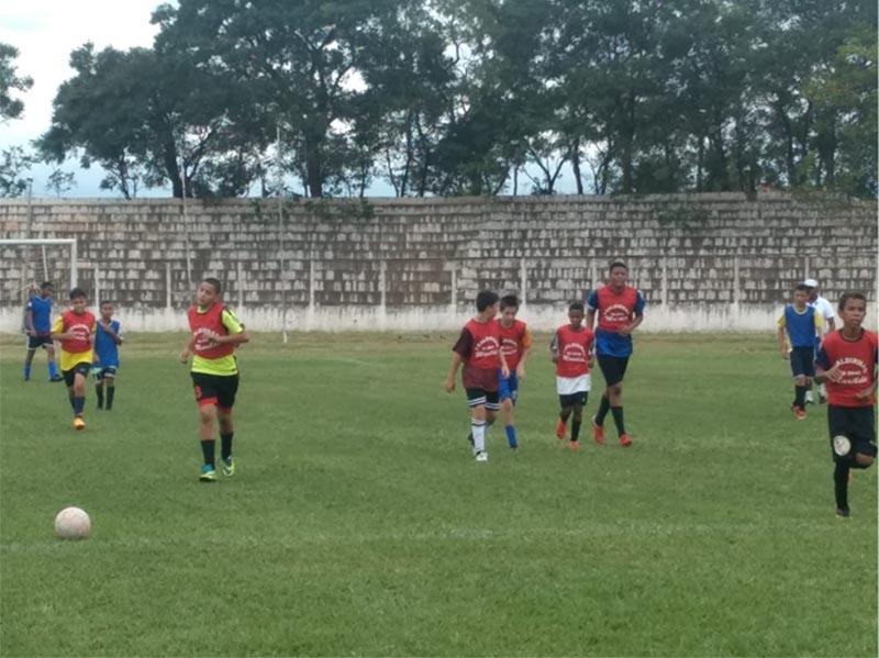 Corinthians faz peneira e seleciona três atletas em Paraguaçu Paulista