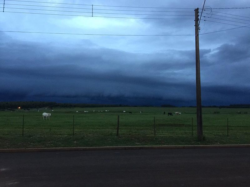 Semana começa quente e sem possibilidade de chuva em Paraguaçu