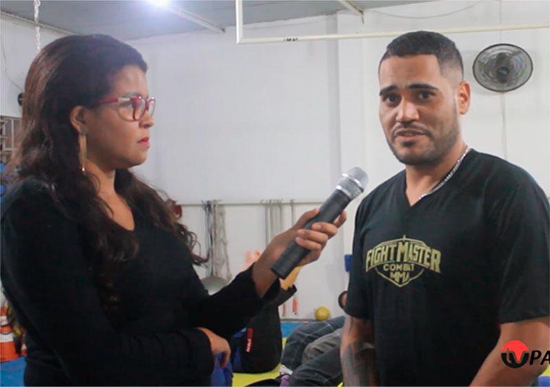 Evento de MMA deve reunir cerca de 800 pessoas em Paraguaçu