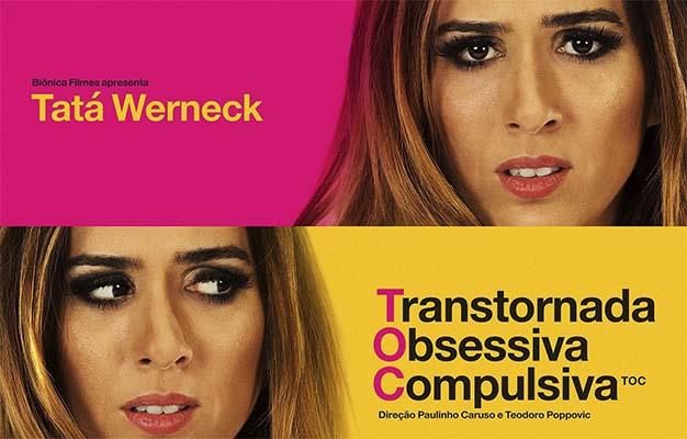 Filme com Tatá Werneck será exibido nesta sexta em Paraguaçu Paulista
