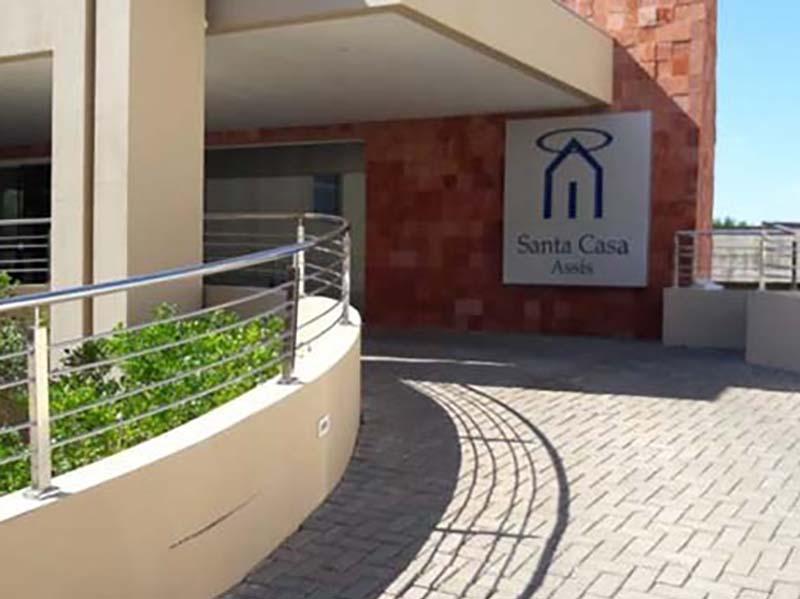 Santa Casa de Assis está com vaga para Fisioterapeuta e Técnico em Radiologia