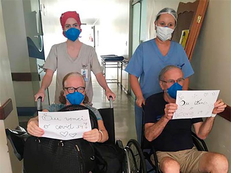 Paraguaçu Paulista tem mais de 1.900 pessoas curadas da Covid-19