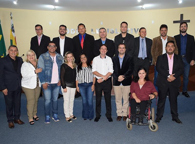 Câmara parabeniza os novos conselheiros tutelares eleitos em Paraguaçu Paulista