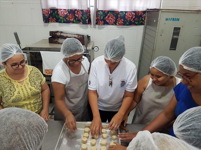 Fundo Social de Paraguaçu inicia novas turmas dos cursos profissionalizantes