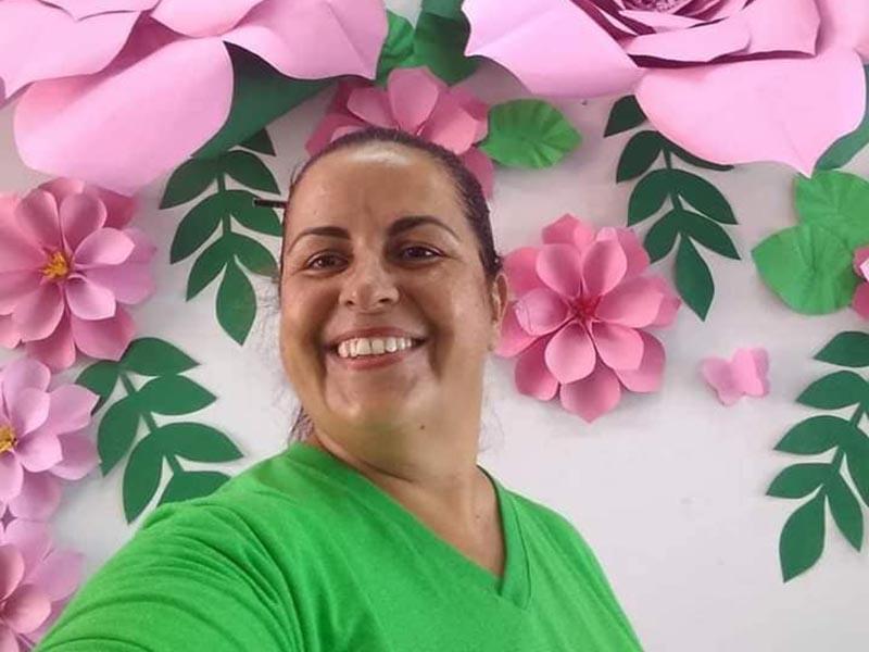 Morre Irene Vieira Santos, aos 50 anos, vítima de Covid-19