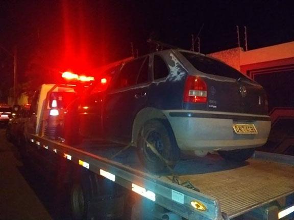 Motorista é esfaqueado por assaltante após ter carro roubado em Paraguaçu Paulista