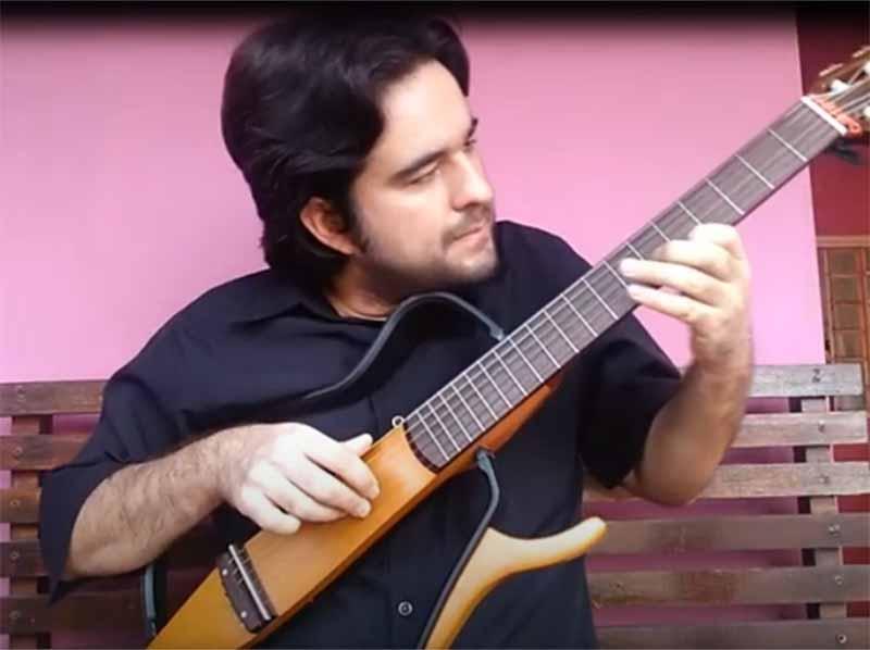 Músico paraguaçuense tem projeto selecionado para representar o Brasil no Festival de Viena