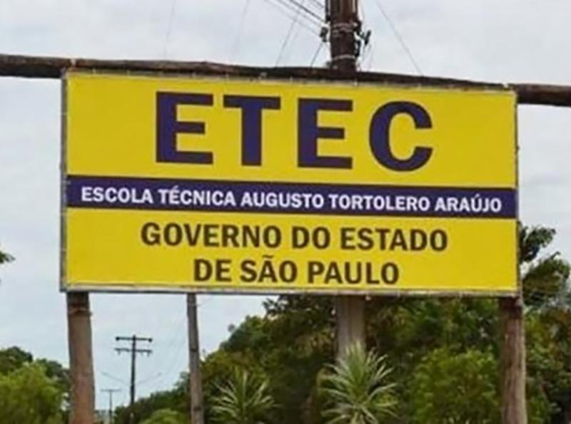 ETEC de Paraguaçu Paulista realiza processo seletivo para contratação de professores
