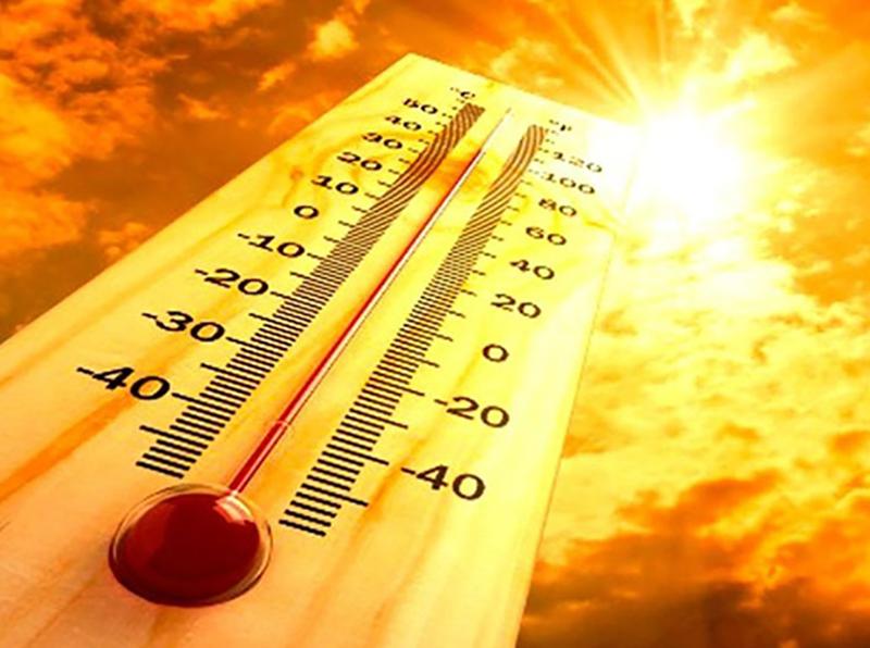 Nova onda de calor castiga a região e temperatura em Paraguaçu pode chegar a 44ºC