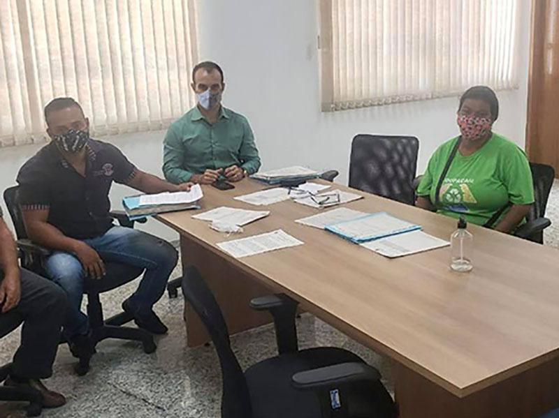 Prefeitura de Paraguaçu Paulista retoma contrato com a Coopacam