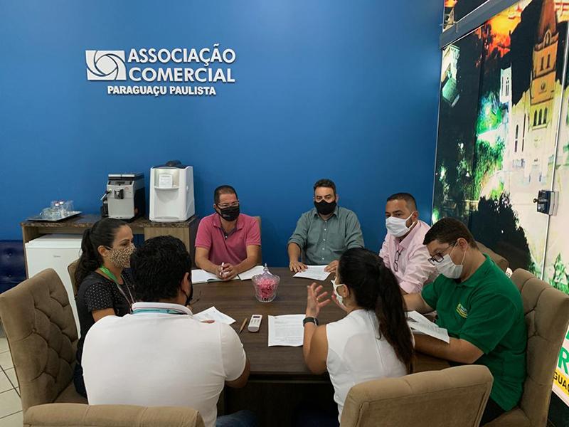 Associação Comercial dá início ao Programa de Desenvolvimento Local