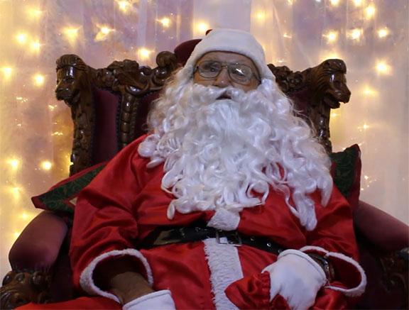 Papai Noel há 12 anos, Angelo Querubim relata experiências vividas em Paraguaçu Paulista