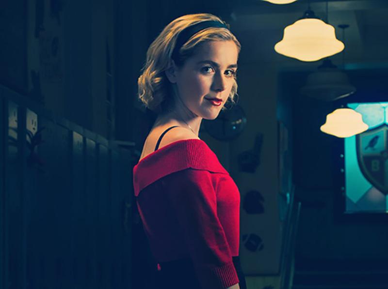 O Mundo Sombrio de Sabrina - parte 3 - estréia pela Netflix